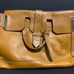 Linea Pelle Leather Satchel